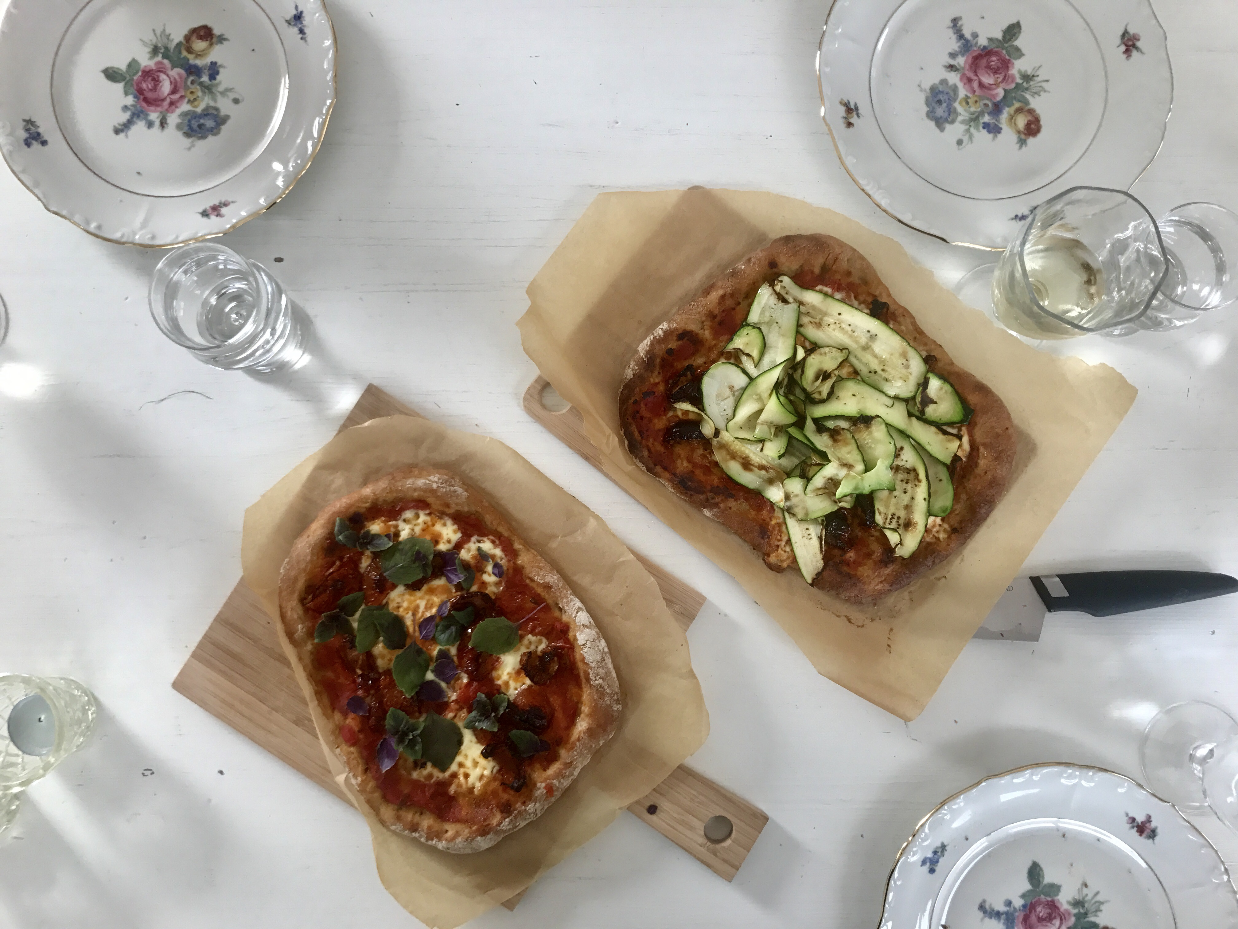Hurtig Surdejspizza 5